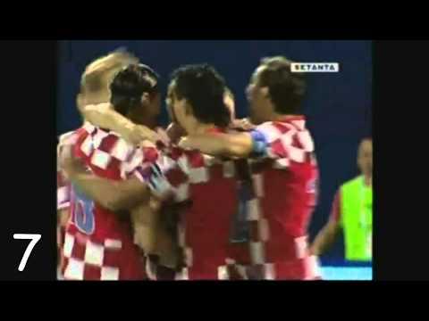 Top 10 goals Luka Modric / 10 mejores goles de Luka Modric