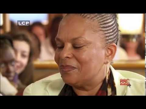 Bondy Blog Café Christiane Taubira