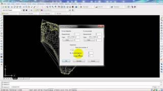 Tutorial Autocad Y CivilCad Como Generar Triangulacion Y