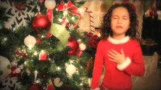 All I Want For Christmas Is You 7 Yr Old Rhema Marvanne