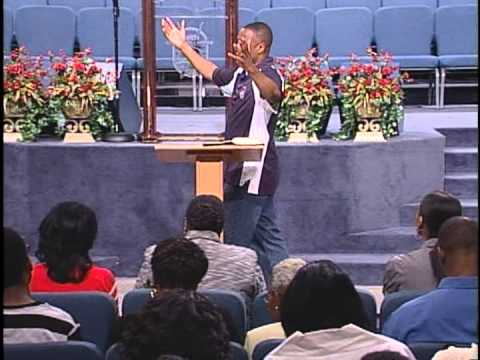 Pastor Nathaniel Perkins Part 1