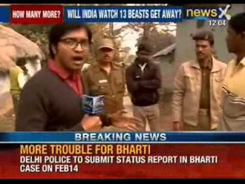 NewsX: Brutal Gangrape of Tribal Woman in West Bengal. 13 men gangrape a girl entire night.