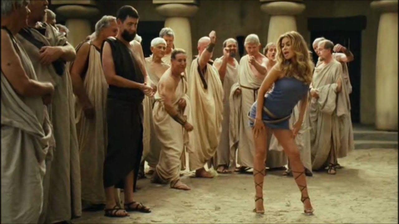 meet the spartans movie part 1
