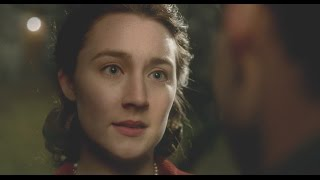 Amazing Acting by Saoirse Ronan - I Love You Scene from Brooklyn
