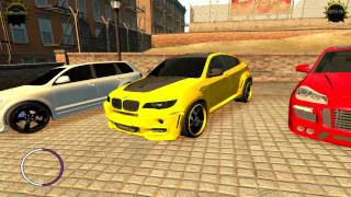 Gta4 Tuning Cars Parking 4x4