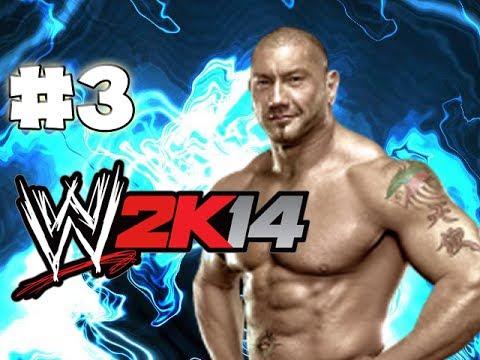 WWE 2K14 - Universe Mode - Episode 3 (Raw & Smackdown) (HD) (Gameplay)