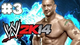 WWE 2K14 Universe Mode Episode 3 (Raw & Smackdown) (HD