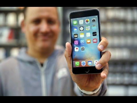 446In vendita iPhone 6S e iPhone 6S Plus [Servizio TV]