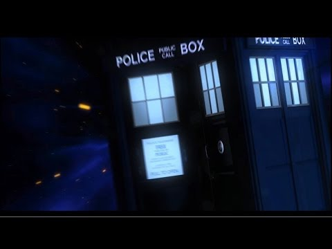Peter Capaldi Doctor Who Series 8 Opening Sequence -- Finalized - NeonVisual 2014 intro