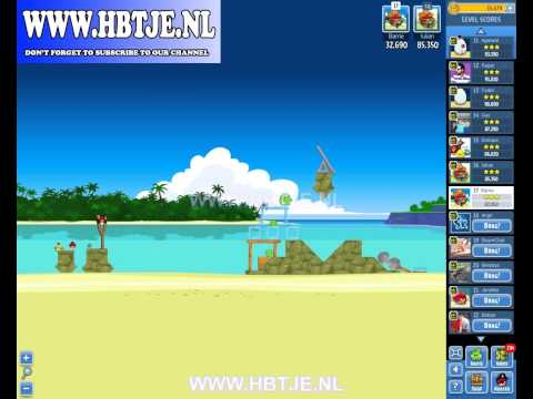 Angry Birds Friends Tournament Week 66 Level 2 high score 88k (tournament 2)