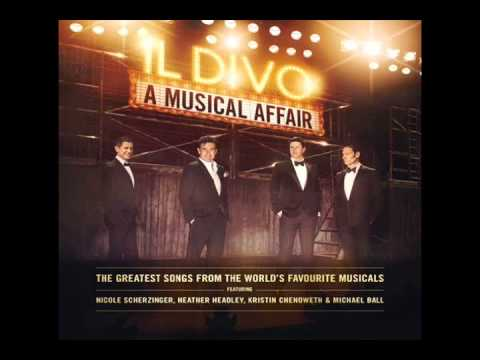 Il Divo - You'll Never Walk Alone