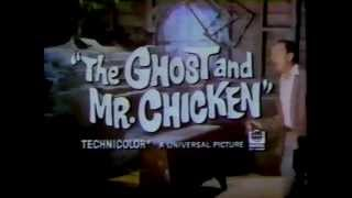 The Ghost and Mr. Chicken 1966 TV trailer