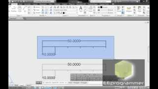 AutoCAD 2014 Tutorial: Scale And Detail View In 5 Mins