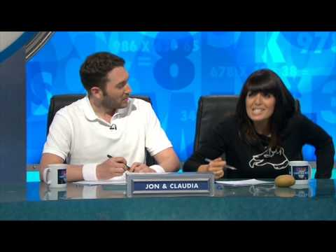 Claudia Winkleman - 8 Out of 10 Cats Does Countdown 2014,07,04 2100a2
