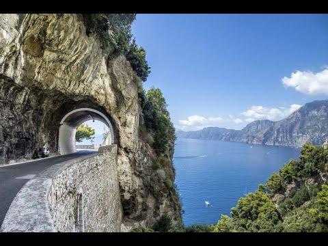 طرق شمال إيطاليا الجميلة