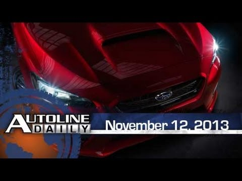 More Bi-fuel Cars Just Around the Corner - Autoline Daily 1256
