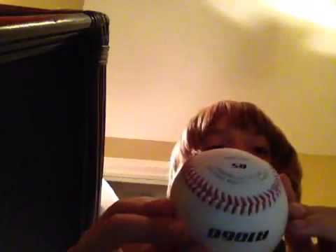 How to throw a curveball, a knuckleball, and a split finger