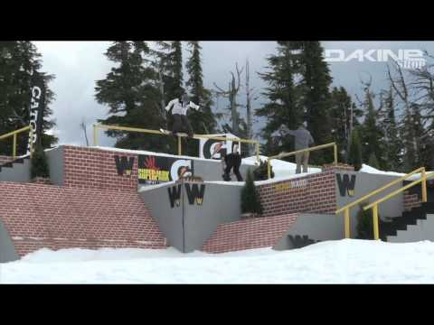 DAKINE SNOWBOARD Battle Of The Brands 2013