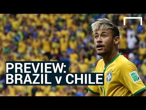 Goal preview │Brazil v Chile