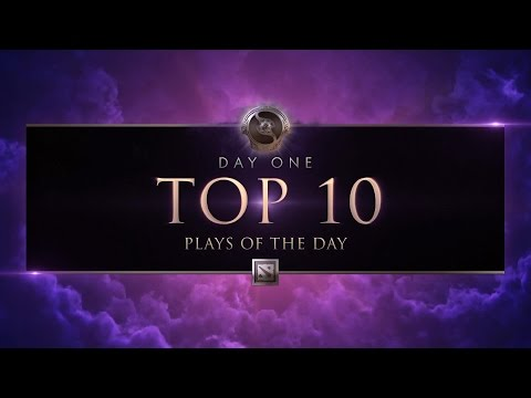 DotA 2 - The International 2014 Top 10 (Day 1)