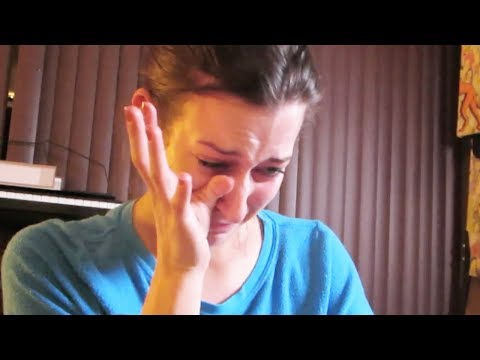 HAPPY TEARS!! (Mail Vlog 2.2.14 - Day 1739)