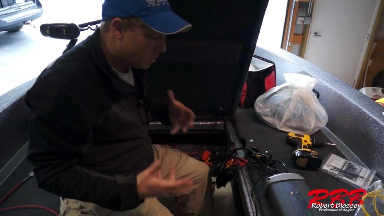 Promariner Battery Charger Install 36v Trolling Motor