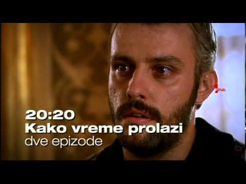 Kako vreme prolazi - 3. sezona - Tizer #1 - YouTube