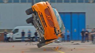 Volvo XC60 (2018) Crash Tests [YOUCAR]. YouCar Car Reviews.