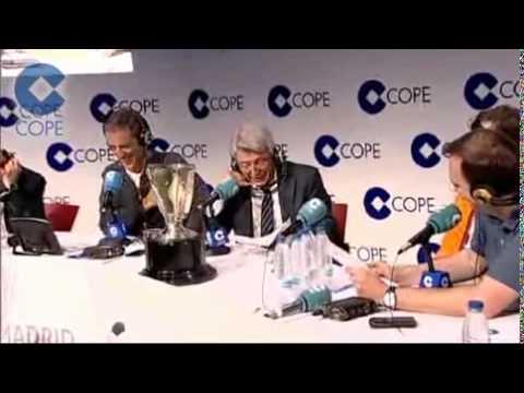 Enrique Cerezo en Cope 3/8