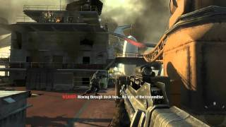 Call of Duty: Black Ops - final mission -ending - pt1of2