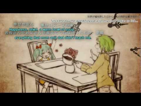 [Miku, Gumi] Hocus Pocus (English Subtitles)