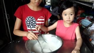 MÓN NHIỀU NGƯỜI KHOÁI  l Chị Loan cùng sắp nhỏ làm KHOAI LANG CHIÊN GIÒN l Sweet Potatoes Snacks