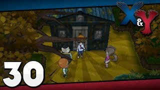 Pokémon X And Y Episode 30 Laverre City And The
