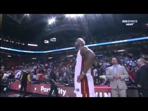 April 11, 2014 - Sunsports - Game 79 Miami Heat Vs Indiana Pacers - Win (54-25)(Heat Live)
