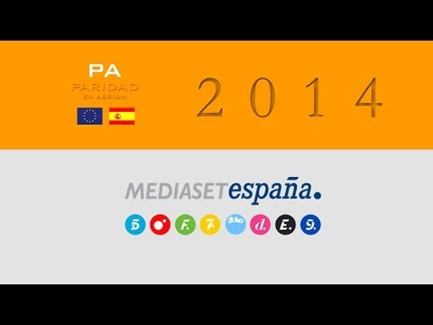 Mediaset España JGA 2014