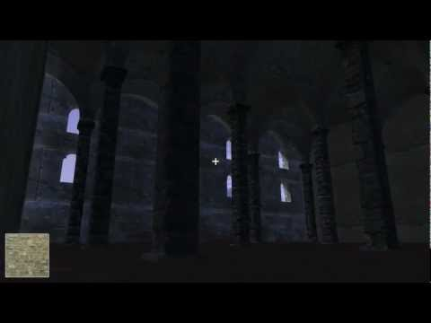 Procedural Voxel Architecture and Caves