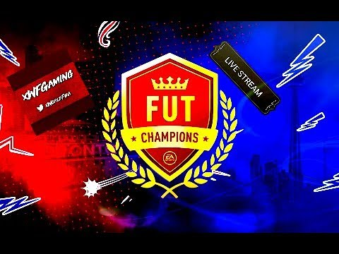 FUT CHAMPIONS WEEKEND LEAGUE #25 p1 (2) (FIFA 18) (LIVE STREAM)