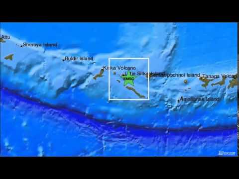 M 8.0 EARTHQUAKE - RAT ISLANDS, ALEUTIAN ISLANDS - June 23, 2014