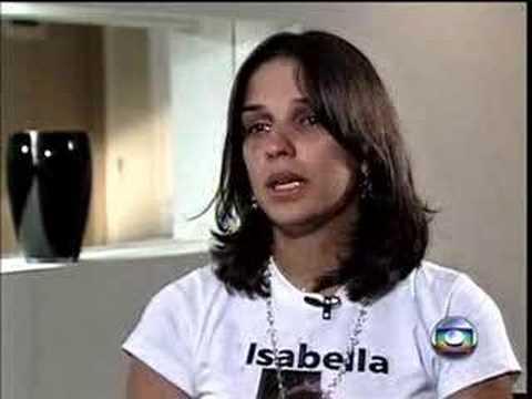 Entrevista Mãe de Isabella Nardoni (1/4)