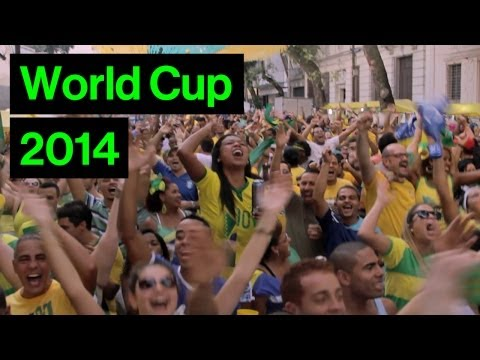 Exact Moment Brazil Reach World Cup QF | Incredible Emotion In Rio Street | Brazil v Chile