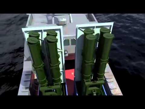 Mobilno-modularni raketni kompleks CLUB-K