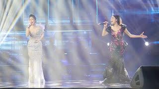"""Hương Tràm - Mashup """"Trăng Dưới Chân Mình & Em Gái Mưa"""" ft. Thu Phương (Live)"""