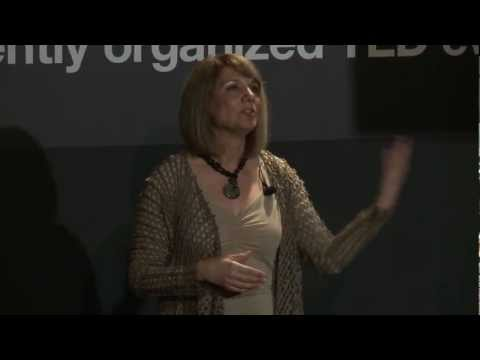 Stop 'shoulding' on yourself: Stacey Hall at TEDxFremontEastWomen
