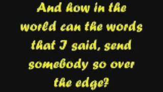 Not Ready To Make Nice~Dixie Chicks (Lyrics)