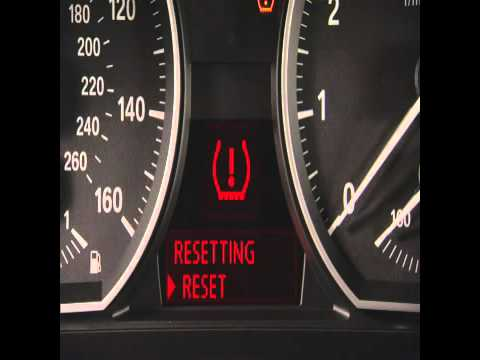 1 Series Tire Pressure Monitor Owner S Manual Youtube