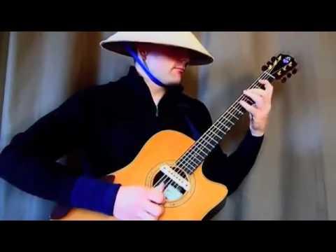 Công phu guitar tuyệt đỉnh của kẻ giấu mặt