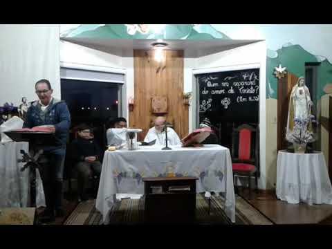 Santa Missa | 20.08.2020 | Quinta-feira | Padre José Sometti | ANSPAZ