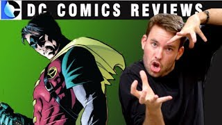ALL DC COMICS Reviews for OCT 30 (GREEN LANTERN Annual #2)