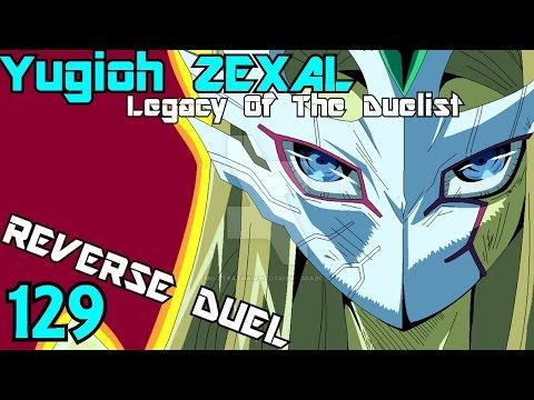 Yu-Gi-Oh Zexal Legacy of the Duelist | Episode 129 Mizar Vs Kite Tenjo