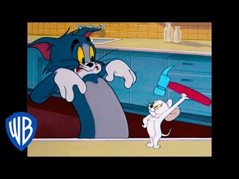 Tom a Jerry - Nebezpečná bíla myš